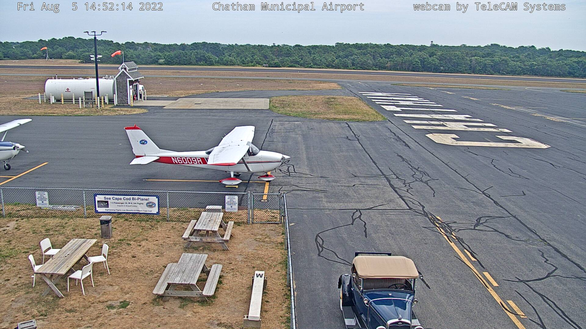 live chatham airport feed