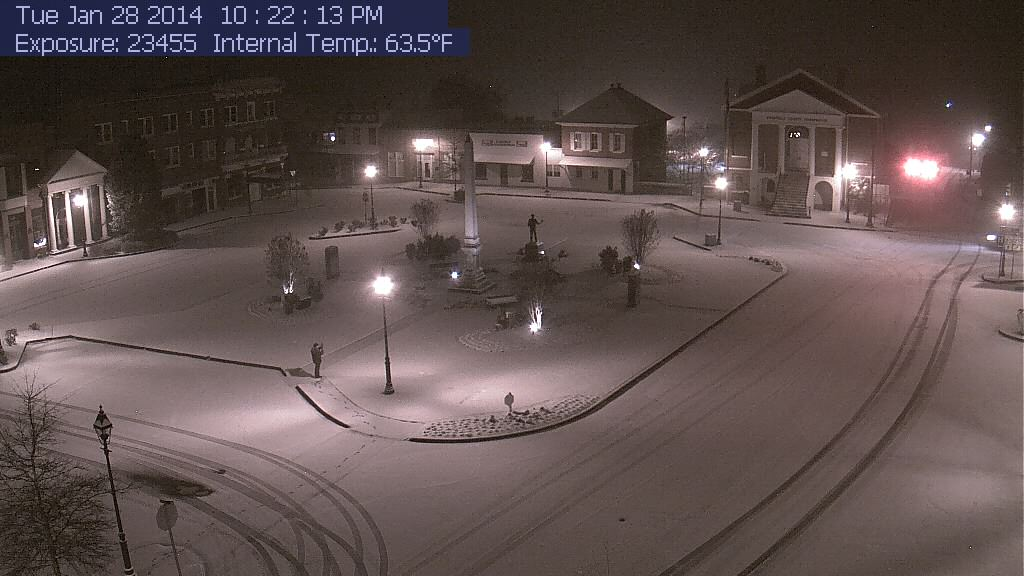 Telecam Systems Town Square Webcam Edgefield Sc